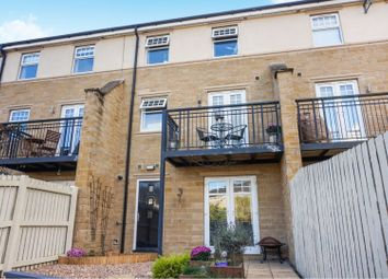 Thumbnail 4 bed town house for sale in High Royds Drive, Menston