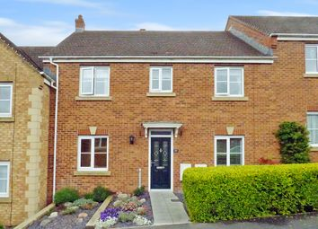 Thumbnail 4 bedroom terraced house to rent in Paxmans Road, Westbury