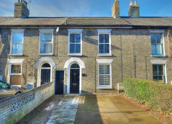 Thumbnail 3 bedroom terraced house for sale in Heigham Road, Norwich