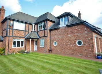 Thumbnail 5 bed detached house for sale in Eaton Close, High Generals Wood, Rickleton, Tyne & Wear.