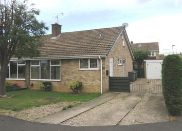 Thumbnail 3 bed semi-detached bungalow for sale in Wordsworth Crescent, York