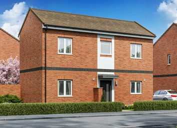 """Thumbnail 3 bed property for sale in """"The Weston"""" at Bristol Road, Bridgwater"""
