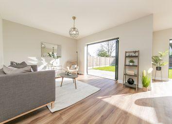 Ashmead Place, Elmstead, Colchester CO7. 3 bed detached bungalow