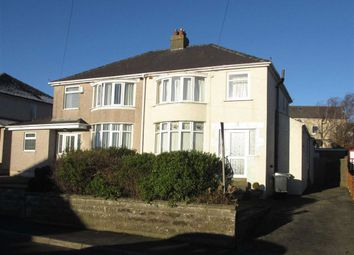 Thumbnail 3 bed semi-detached house for sale in Queens Avenue, Seaton, Workington