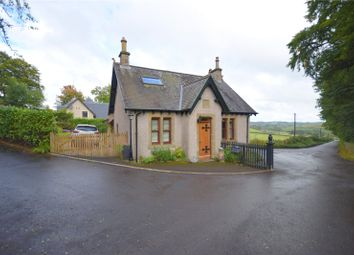 Thumbnail 3 bedroom detached house for sale in Ashkirk, Selkirk, Scottish Borders