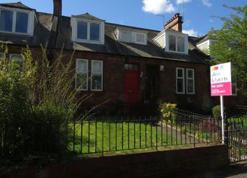 Thumbnail 2 bed terraced house for sale in Stobhill Cottages, Glasgow