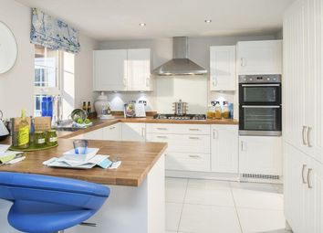 """Thumbnail 4 bed detached house for sale in """"Bradgate"""" at Station Road, Langford, Biggleswade"""