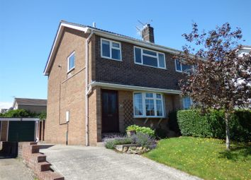 Thumbnail 3 bedroom semi-detached house to rent in St Kingsmark Avenue, The Danes, Chepstow