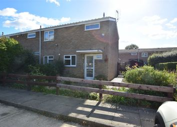 Thumbnail 3 bed end terrace house for sale in Canterbury Way, Stevenage, Hertfordshire