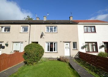 Thumbnail 2 bed terraced house for sale in Standalane, Kincardine, Alloa