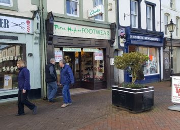 Thumbnail Retail premises to let in High Street, Holywell