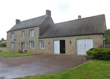 Thumbnail 3 bed country house for sale in Moulines, Basse-Normandie, 50600, France
