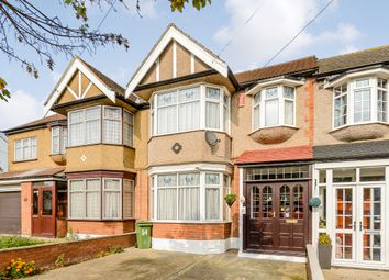 Thumbnail 3 bed terraced house for sale in Queenborough Gardens, Ilford