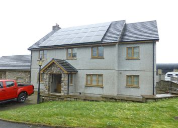 Thumbnail 5 bed detached house to rent in Argoed Road, Betws, Ammanford, Carmarthenshire.