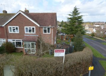 Thumbnail 5 bed semi-detached house for sale in Envis Way, Fairlands, Guildford