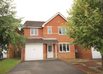 Thumbnail 4 bed detached house for sale in Coole Well Close, Staveley, Chesterfield