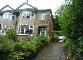 Thumbnail 3 bed semi-detached house for sale in Healey Lane, Batley, West Yorkshire