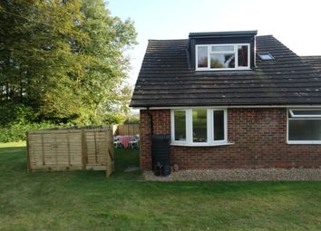 Thumbnail 2 bed bungalow to rent in Upwaltham, Petworth