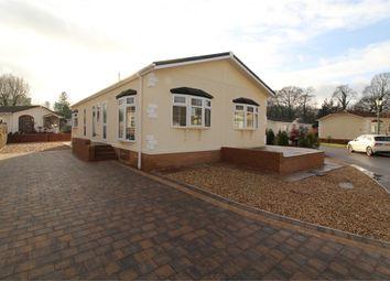 Thumbnail 2 bed mobile/park home for sale in Weirside, Southwaite Green, Eamont Bridge, Penrith, Cumbria