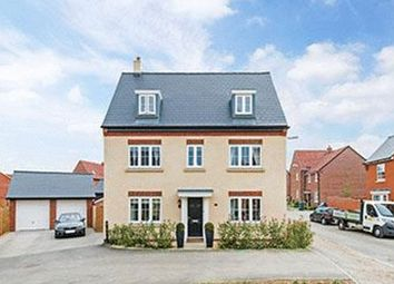 Thumbnail 5 bed detached house to rent in Threads Lane, Buckingham