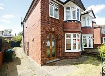 Thumbnail 3 bed semi-detached house for sale in Harewood Road, Doncaster, South Yorkshire