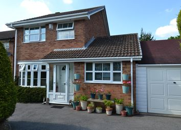 Thumbnail 3 bed detached house for sale in New Meadow Close, Northfield, Birmingham