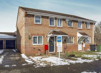 Thumbnail 2 bed end terrace house for sale in Attleborough, Norfolk