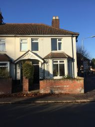 Thumbnail 3 bedroom end terrace house to rent in Hall Road, Norwich