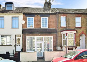 Thumbnail 3 bedroom terraced house for sale in Windmill Road, Gillingham, Kent