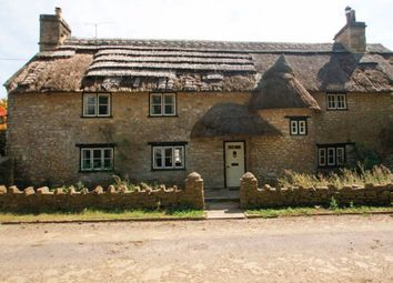 Thumbnail 6 bed detached house for sale in Random Thatch, Milton Clevedon, Shepton Mallet, Somerset