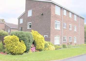 Thumbnail 2 bed flat for sale in Bradwell Road, Longthorpe