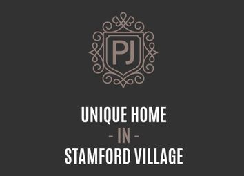 Thumbnail 8 bed detached house for sale in Red Lion Street, Stamford