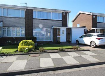 Thumbnail 3 bed semi-detached house for sale in Cateran Way, Collingwood Grange, Cramlington