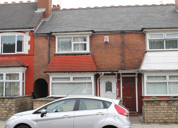 Thumbnail 2 bed terraced house for sale in Babington Road, Handsworth, Birmingham
