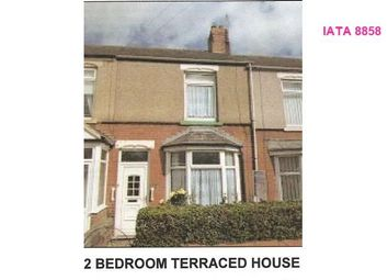 Thumbnail 2 bed terraced house to rent in Durham Road, Chilton, Ferryhill