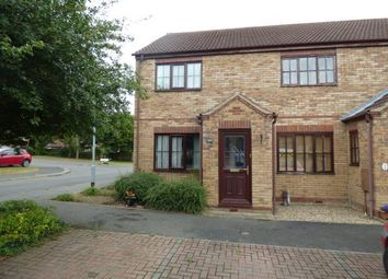 Thumbnail 2 bed end terrace house for sale in Belvoir Square, Heighington, Lincoln, Lincolnshire