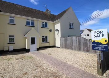 Thumbnail 3 bedroom terraced house for sale in Elmlea Avenue, Fremington, Barnstaple