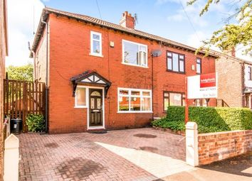 Thumbnail 3 bedroom semi-detached house for sale in Lloyd Street, Heaton Norris, Stockport, Cheshire