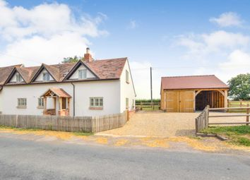 Thumbnail 4 bed cottage for sale in Tredington, Tewkesbury, Gloucestershire