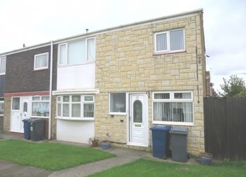 Thumbnail 3 bed semi-detached house for sale in Masefield Drive, South Shields