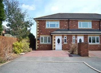 Thumbnail 3 bed property for sale in St Georges Court, Basford, Stoke-On-Trent
