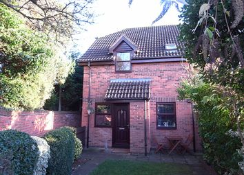 Thumbnail 1 bedroom end terrace house to rent in Elgar Close, Ledbury