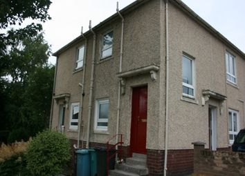 Thumbnail 1 bed flat for sale in Alston Avenue, Coatbridge