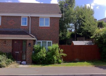 Thumbnail 3 bedroom property to rent in Cuckmere Close, Hailsham
