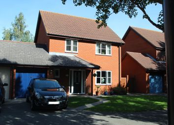 Thumbnail 3 bed detached house for sale in Sidecentre Gate, Martlesham Heath, Ipswich