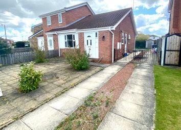 Thumbnail 2 bedroom bungalow for sale in Kirkcroft, Wigginton, York