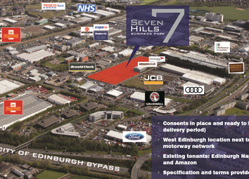 Thumbnail Industrial to let in Seven Hills Business Park, Bankhead Crossway South, Edinburgh