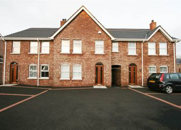 Thumbnail 3 bed town house to rent in 24, Dermont Court, Newtownabbey
