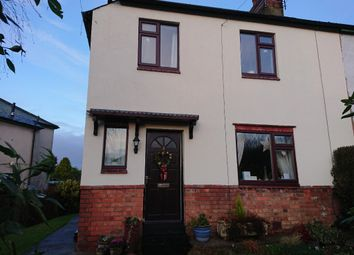 Thumbnail 3 bed semi-detached house for sale in Crompton Road, Asfordby Hill, Melton Mowbray