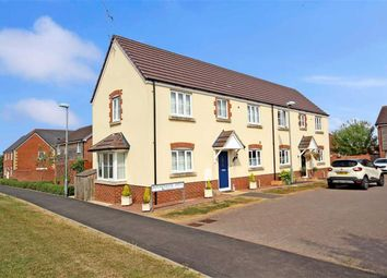 Thumbnail 3 bed semi-detached house for sale in Roundhouse Drive, Royal Wootton Bassett, Wiltshire